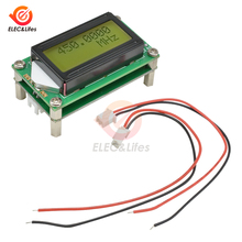 Rf-Frequency-Counter-Tester Ham Radio Cymometer Digital 1-1200mhz PLJ-0802-E LCD