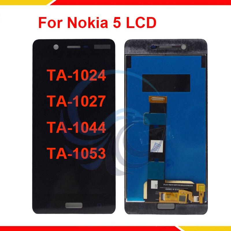 5.2'' Touch Screen For Nokia 5 TA-1024 TA-1027 TA-1044 TA-1053 LCD Display Touch Screen Display LCD Digitizer for Nokia 5 LCD