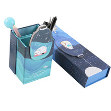 stationery box multifunctional foldind…