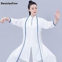 2020 traditional kung fu suit women martial arts set wushu clothing tai uniform wing chun suit comfortable yoga set