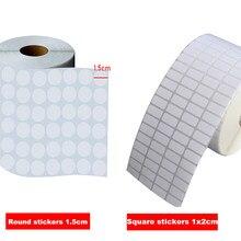 500 sztuk naklejki diamentowe pudełka do klasyfikacji rozróżniają naklejki na etykiety diamentowe akcesoria do malowania narzędzia hafciarskie