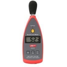 UNI-T UT351C noise meter digital sound level measurement volume decibel meter noise test detector multifuctional sound noise level meter ar844 free shipping