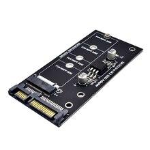 H1111Z dodać na karty NGFF M.2 Adapter M2 SATA3 hodowca M.2 do Adapter SATA SSD M2 do SATA karta rozszerzeń B wsparcie 30/42/60/80mm