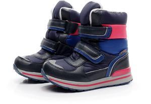 Image 2 - Dei ragazzi delle ragazze stivali da neve reale naturale di lana per bambini stivali da neve caldo impermeabile Antiscivolo scarpe formato 22 a 40 wallvell