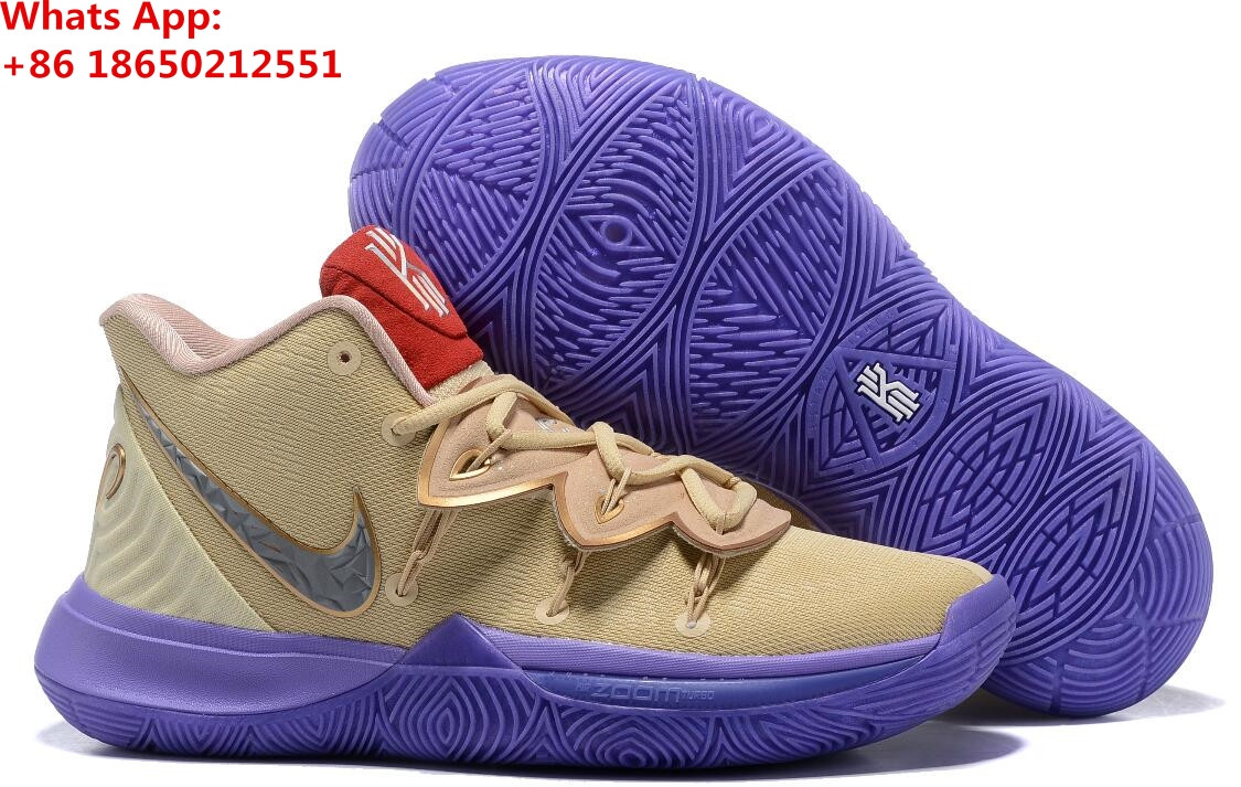 Concepts TV PE X Kyrie 5 V Ikhet DS Beige Purple Size EUR 40-46