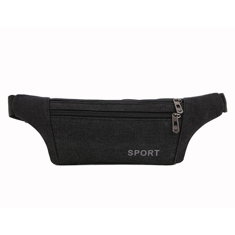 New Fanny Pack Mens Womens Waist Pack Hip Belt Bag Purse Pouch Travel Sport Bum Bag  /BY