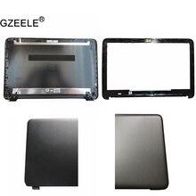 HP 15 ac 15 af 250 G4 255 G4 256 G4 15 BA 15 BD 15 AY 15 AY013NR dizüstü bilgisayar üst LCD arka kapak durumda LCD ön çerçeve
