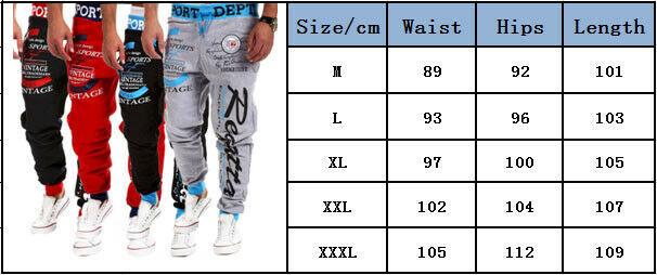Hirigin Spring Winter Plus Size Mens Casual Cotton Thick Warm Jogger Dance Sportwear Pants Trousers Sweatpants Gym Wear 5