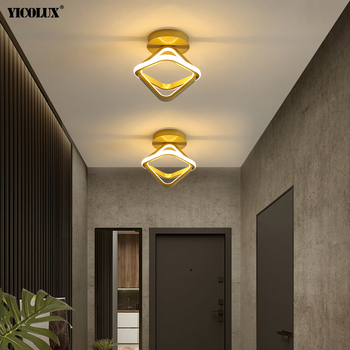 New Modern LED Chandelier Lights Dimmable Indoor Lighting For Living Dining Study Room Bedroom Aisle Loft Home Lamps Luminaire