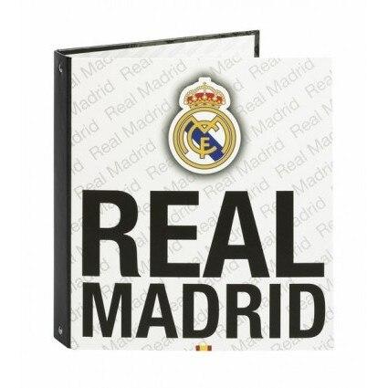 4 QUARTER FOLDER ANI REAL MADRID