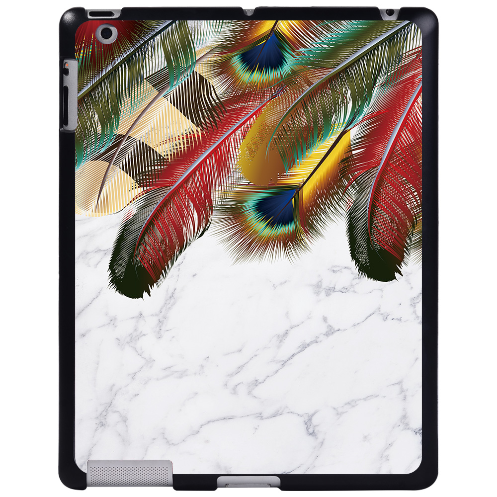 pheasant feather MULTI For Apple iPad 8 10 2 2020 8th 8 Generation A2428 A2429 tablet PC Plastic Printed