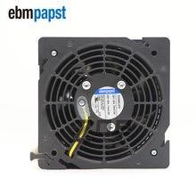 Ventilador de refrigeração axial DV4650-470 v-50hz 120ma 19w do ventilador 230 dos ventiladores do fluxo de rittal de ebm ebmpapst 12038