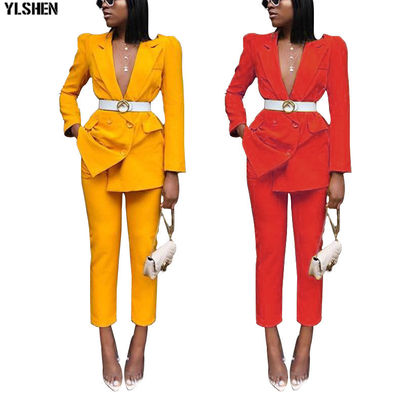 2 Piece Set African Clothes Africa Dashiki New Fashion Top + Pants Suits Super Elastic Party Plus Size Ropa Mujer 2019 For Lady 22