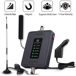 2G 3G 4G LTE cep cep telefonu sinyal güçlendirici 700/900/1800/2100/2600MHz avustralya için araba kullanımı Band28/8/3/1/7 RV tekrarlayıcı anten