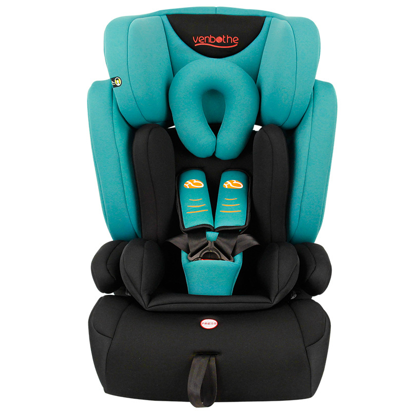 Free Shipping  Venbothe Car Child Safety Seat 9 Months-12-year-old HB-01 Series