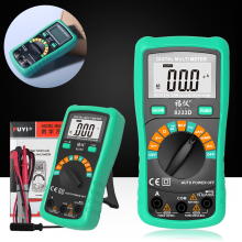 Auto Range Digital Multimeter NCV Digital Multimeter Auto Ranging AC/DC Voltage Meter Back Light Electrician Tester