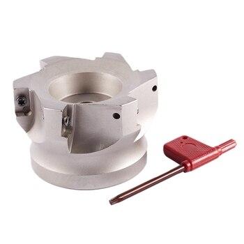 Bap400R-80-27-6T Правый Угол Плеча Торцевая фреза резак