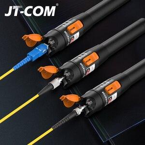 Image 2 - 10mW görsel hata bulucu 30mW/20mW/10mW/1mW Fiber optik kablo test cihazı 5km 10km 30 km VFL ücretsiz kargo