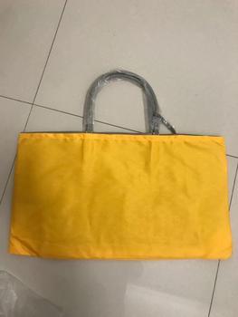 2019 high quality senior designer leather handbag shopping bag leather Pajama bag large capacity portable shopping bag