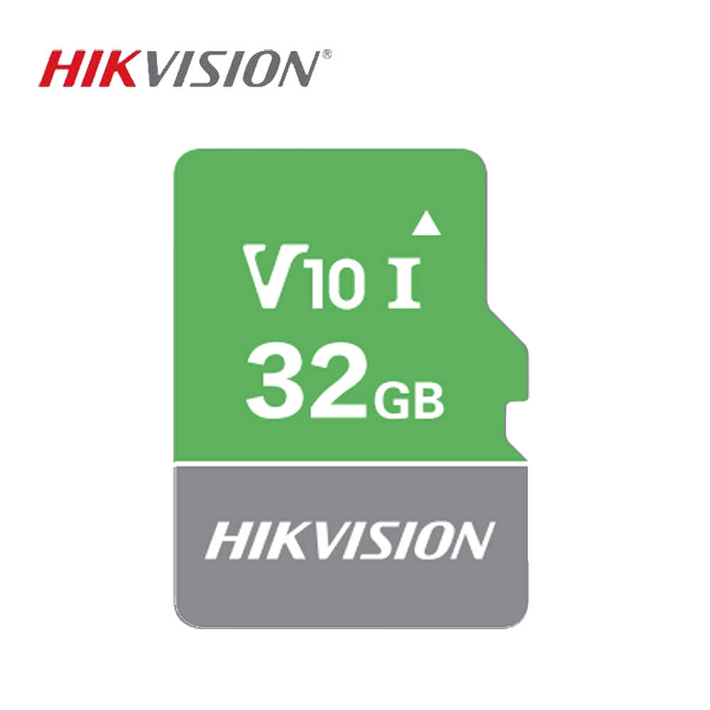 Karta HIKVISION SD C1 32GB 16GB karta pamięci FAT32 do nadzoru kamery IP karta mini tf