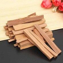 1 saco 50g natural madeira sândalo incenso varas selvagem colhidas para purificar a cura de limpeza meditação e alívio do estresse