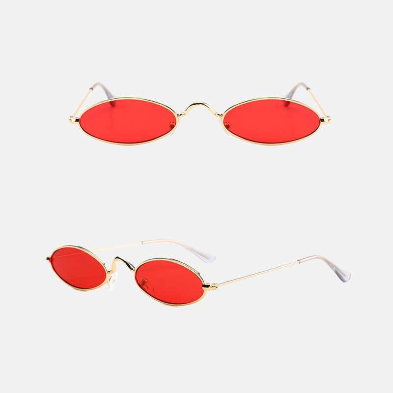 Retroแว่นตากันแดดผู้หญิงการออกแบบแบรนด์Retroสีดำสีแดงโลหะแว่นตากันแดดผู้หญิงแฟชั่นแว่นตากันแดดผู้ชาย