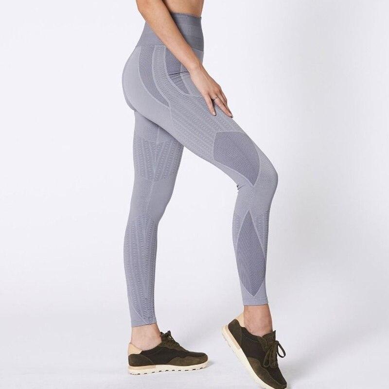 women fitness seamless leggings high waist yoga pants workout gym legging squat proof sport pants athletic leggings 1