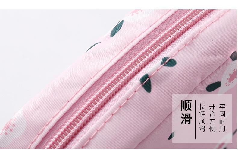 He0c206007d1c4e8a91e80d9bde023cc5C Mini Women Cosmetic Bag Storage -  Makeup Bags Cosmetics Organizer