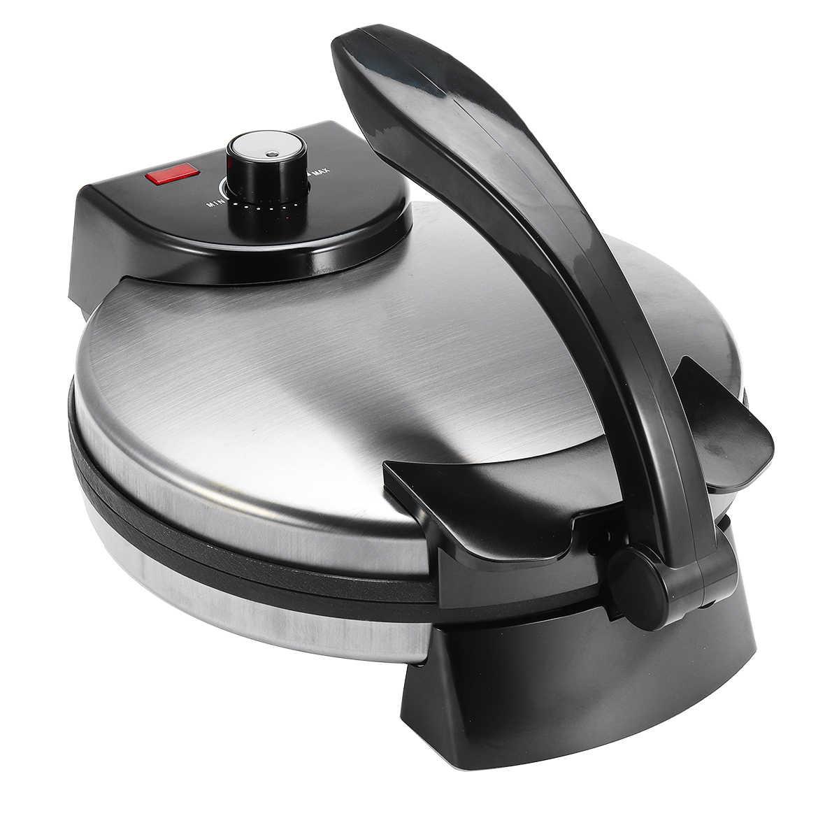 صانع الكريب الكهربائي Roti صانع خبز مسطح للبيتزا أدوات خبز أدوات المطبخ والطبخ 220 فولت 2000 واط