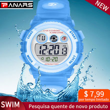 SYNOKE Children Watch Swim Waterproof LED Digital Kids Watches Luxury Electronic Watch for Kids Students Boys Girls Gifts 1451