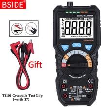 BSIDE ADM08D 6000 counts True RMS digital multimeter with temperature measurement