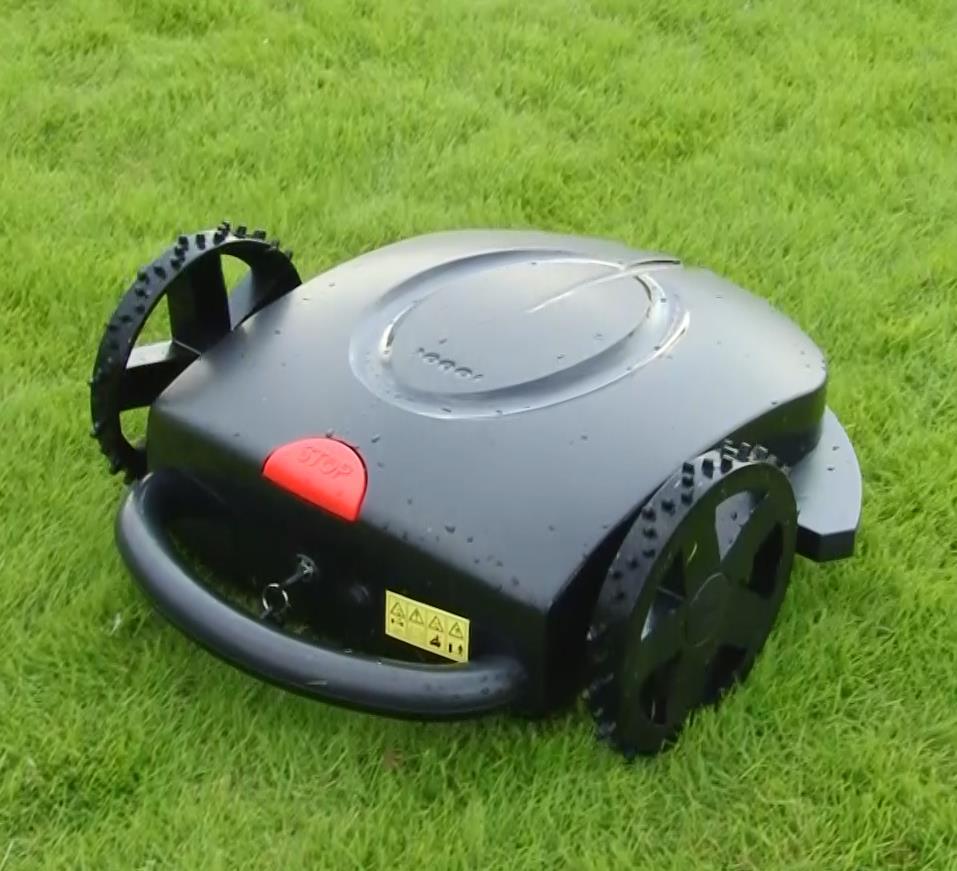 Автоматический робот газонокосилка резак с литий ионной батареей, авто перезарядки газонокосилки бытовая техника