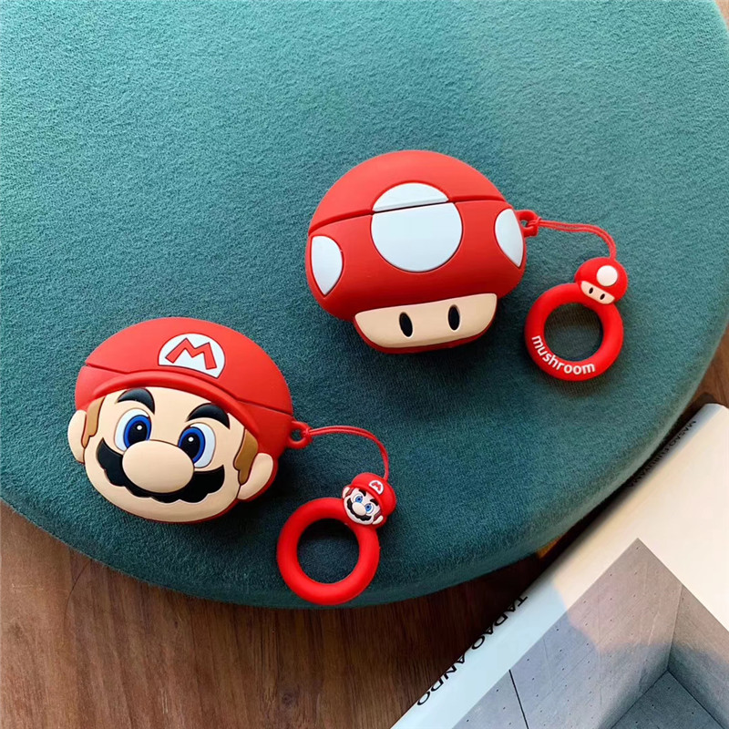 Cute 3D Silicone Case for AirPods Pro 188