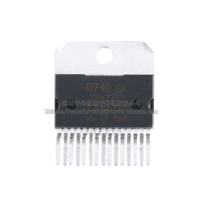 Image 2 - Amplificateur audio 2 pièces dorigine TDA7377 ZIP 15P