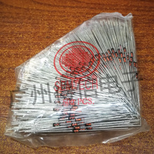 цена на 500pcs/lot New Original Yushchenko ST 0.5W series Zener diode Zener tube DO-35 free shipping