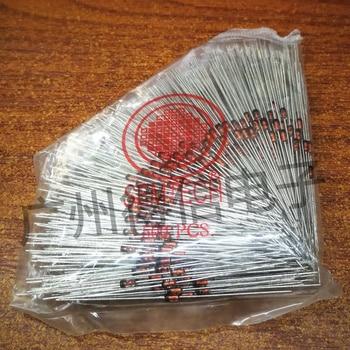 500pcs/lot New Original Yushchenko ST 0.5W series Zener diode tube DO-35 free shipping