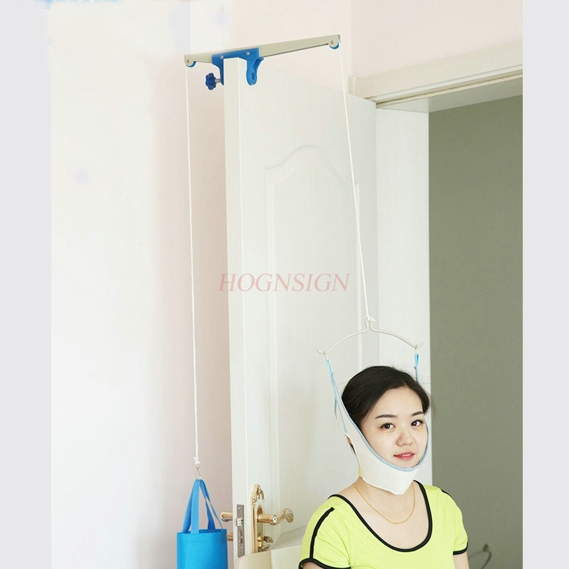 Door suspension cervical traction device medical supplies orthosis medical supplies cervical traction frame(China)