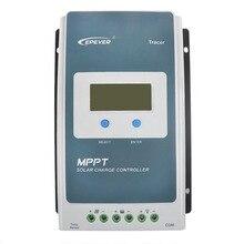 ЖК-дисплей EPEVER Солнечный Зарядное устройство Tracer 1206AN 1210AN 2206AN 2210AN 3210AN 4210AN 10A 20A 30A 40A со слежением за максимальной точкой мощности, Солнечный контроллер заряда