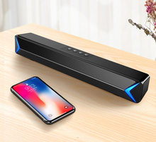 Bluetooth Speaker TV Sound Bar AUX Speakers for the computer Home Theater FM Radio Surround Sound Bar for TV barra sonido