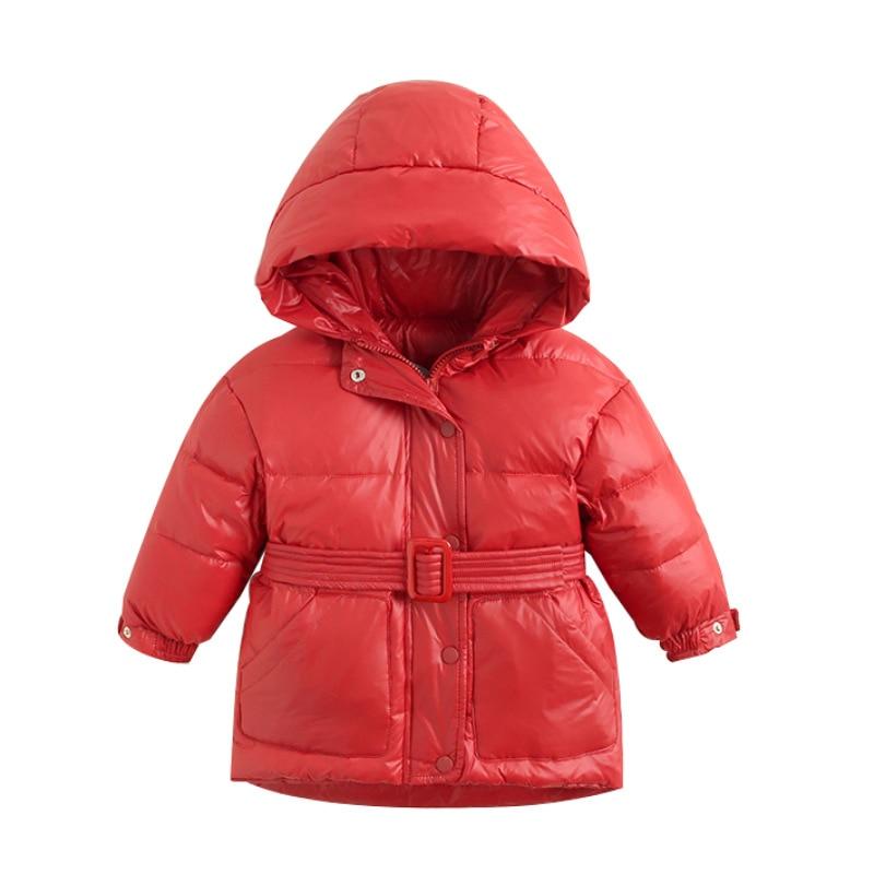 Зимняя теплая куртка для девочек; детские спортивные куртки; модная зимняя куртка для мальчика; зимнее пальто с капюшоном для девочек; детская верхняя одежда; 2019|Пуховики и парки|   | АлиЭкспресс