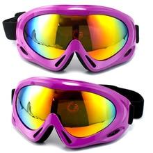 Гуанчжоу, маленькие лыжные очки-пауки, однослойные, снежные, ветрозащитные, песочные, защитные очки, настраиваемая обработка