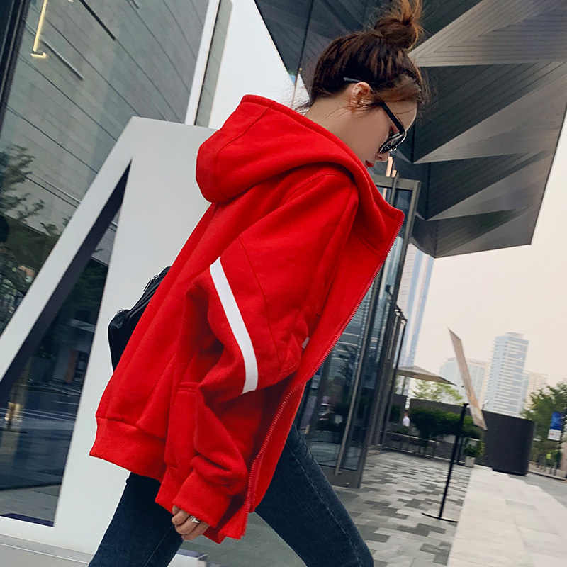 Chao Brand Temperament Small Fragrant Wind Net Red Sweater Female 2020 Spring New Style Fashion Joker Women's Wear Loose Slim