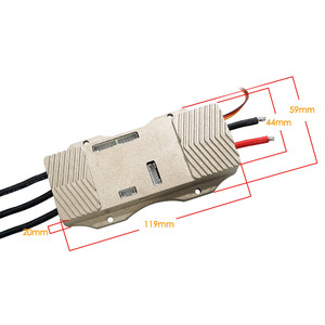 Image 5 - Maytech 180A אנטי ניצוץ מתג VESC6.0 מבוסס 50A בקר Rheostatic בלם חשמלי Mountainboard החלקה לוח