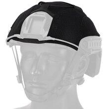 Страйкбол Тактический Мультикам шлем Чехол для ops-основной шлем и OneTigris шлемы PJ наружные аксессуары