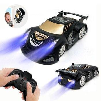 Micro coche RC 4WD Mini Radio Control Remoto, coche De carreras Drift Machine regalo adulto, coche De Control Remoto, juguete infantil E5YKC