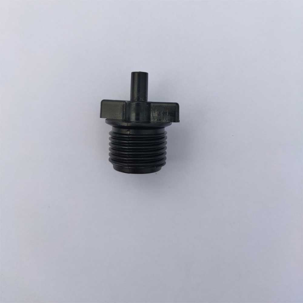 """8pcs 1/2"""" external thread to 6mm spray nozzle connector garden irrigation watering system"""
