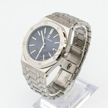 лучшая цена didun Watch men Luxury Brand Men Automatic Mechanical Watch Fashion Business Male Watch steel stainless strap clock waterproof
