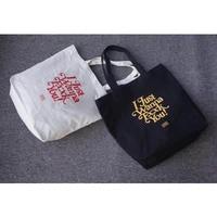 FR2 RABBITS Shopping Bags I Just Wanna Fxxk You Logo Print Shopping FR2 Bag Men Women Canvas #FR2 Bag