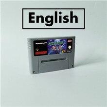 Secret de Mana 2 carte de jeu RPG EUR Version anglais économie de batterie