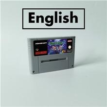 Secret of Mana tarjeta de juego, RPG, versión europea, batería en inglés, guardar